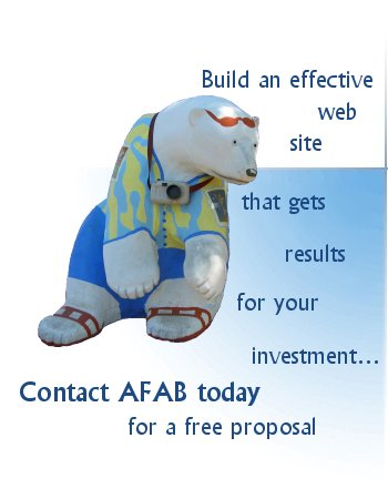 Contact AFAB for a free proposal.